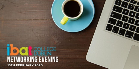 IBAT College Networking and Awards Evening February 2020 tickets