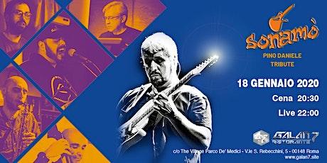 SONAMO' - Pino Daniele Tribute Band biglietti