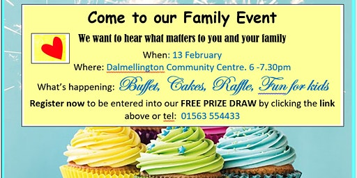 Children and Families Wellbeing Event