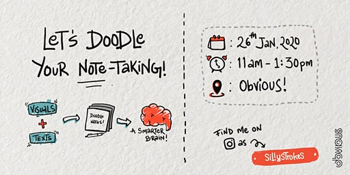 Let's doodle your note-taking!