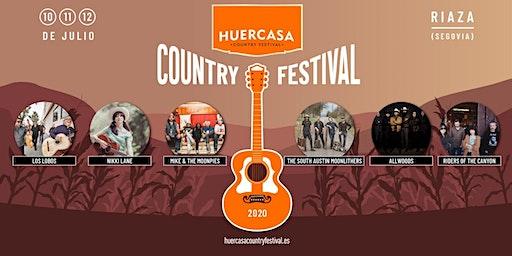 Huercasa Country Festival 2020, en Riaza (Segovia)