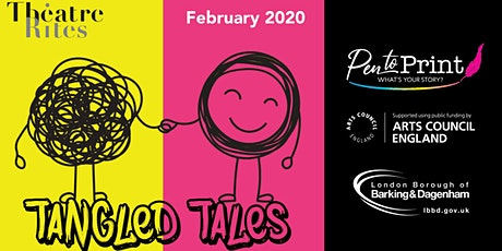 Pen to Print: Theatre Rites presents Tangled Tales - Ages 3 to 6 tickets