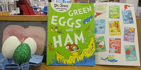 Dr Seuss - Green Eggs and Ham (Clayton Green) tickets