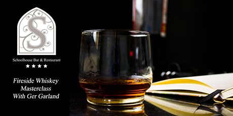 Fireside Whiskey Masterclass tickets