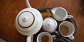 Tea morning with Cordelia!