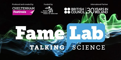 FameLab Dublin 2020 tickets