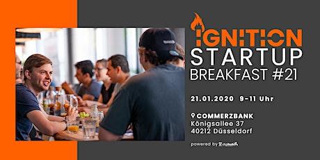 Ignition Startup Breakfast #21 Tickets