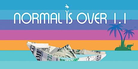 Normal is Over 1.1 - Screening + online nabespreking tickets