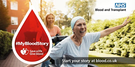 Give Blood NHS - Blood Donation Session Newland, Hull tickets