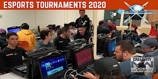 ESPORTS TOURNAMENTS FOR TECHNO INVENTORS