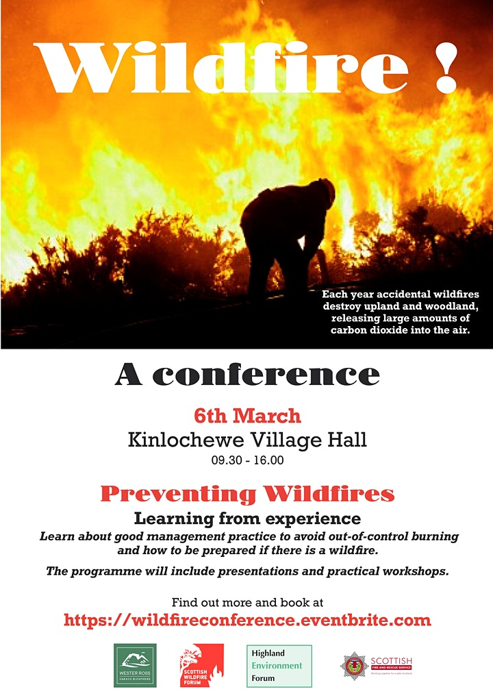Preventing Wildfires, learning from experience image