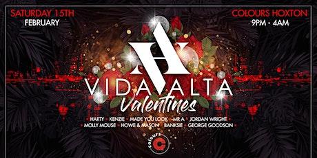 Vida Alta Valentines tickets