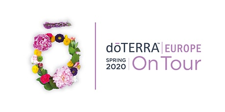 dōTERRA Spring Tour Leaders Day 2020 - Curia bilhetes