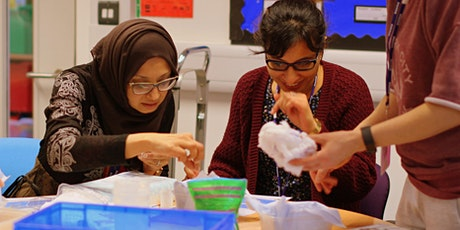 Primary teacher & trainee networking and science resources session tickets