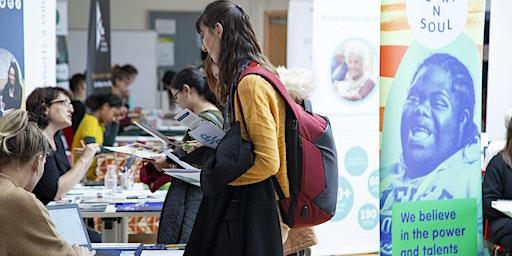 Goldsmiths Volunteering Fair Marketplaces: Micro-volunteering