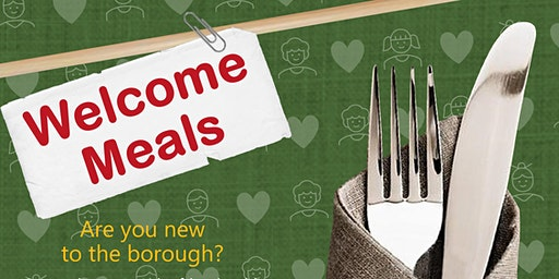 Welcome Meal at The Hornbeam - 27th Jan