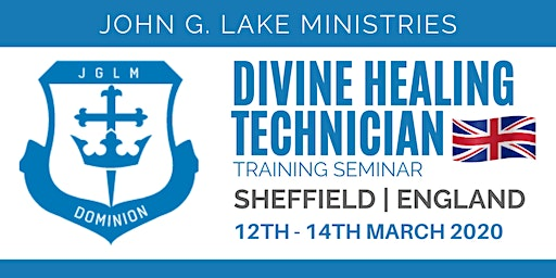 Sheffield John G. Lake Ministries DHT