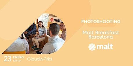Malt Breakfast Barcelona entradas