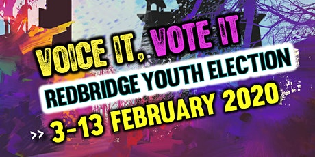 Meet the candidates: Redbridge Youth Election 2020, only for 11-18 yr olds tickets