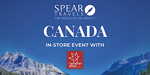 Canada In-Store Event