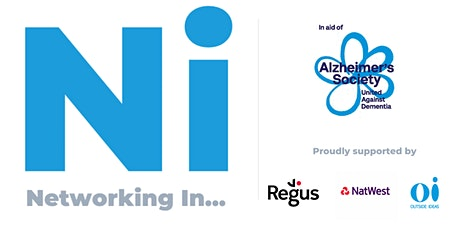 Networking in... Newbury - 15th April - For Alzheimer's Society tickets