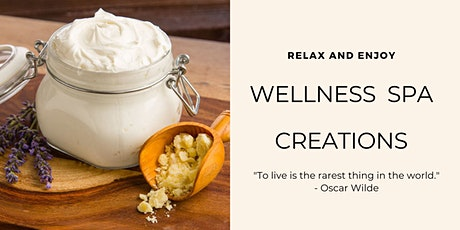 Wellness Spa Creations tickets