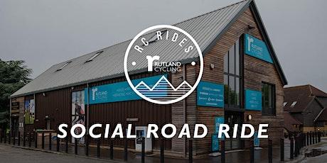Road Ride Social - Peterborough tickets