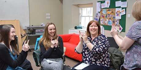 Beginners British Sign Language taster class tickets