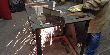 Metal Fabrication for Artists & Designers (Sat & Sun, 22-23 August 2020) tickets