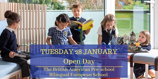Open Day - Bilingual European School