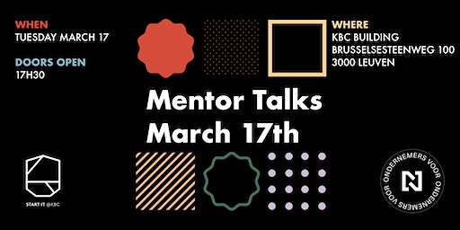 Mentor Talks 2020
