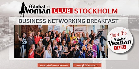 GLOBAL WOMAN CLUB STOCKHOLM: BUSINESS NETWORKING BREAKFAST - FEBRUARY tickets