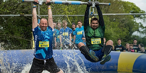 Rough Runner (Manchester) for KIDS Charity