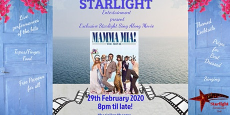 Family friendly Mamma Mia Sing Along  tickets