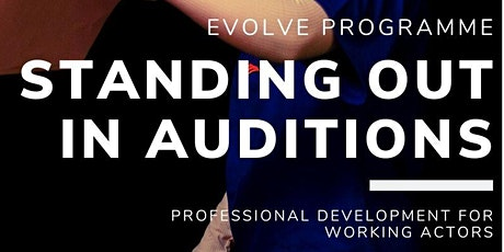 Standing Out in Auditions - Owning Your USP tickets