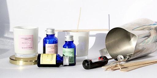 Natural & Vegan Candle Making with Tea & Cake 05/04/20