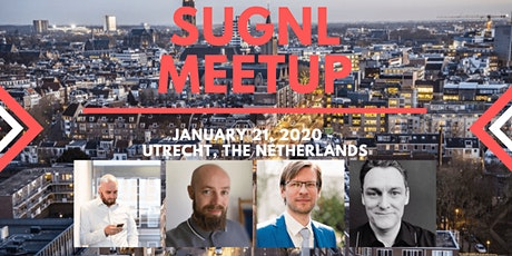 SUGNL Meetup - January 21, 2020 (Creates - Utrecht) tickets