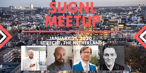 SUGNL Meetup - January 21, 2020 (Creates - Utrecht)