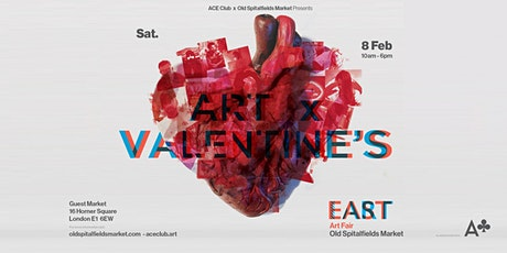 Art x Valentine's - East Art Fair tickets