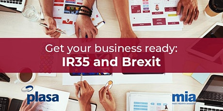 Get your business ready: IR35 and Brexit  tickets