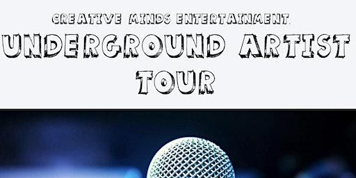 Underground Artist Tour