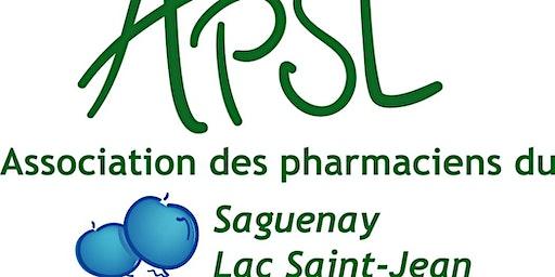 JOURNÉE RÉGIONALE DE L'APSL 21 FÉVRIER 2020