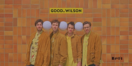 Good Wilson LIVE @Rififi Innsbruck Tickets