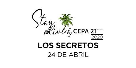 LOS SECRETOS STAY ALIVE® By CEPA21 | VALLADOLID entradas