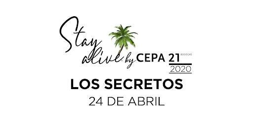 LOS SECRETOS STAY ALIVE® By CEPA21 | VALLADOLID
