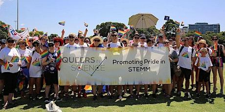 QueersInScience in Midsumma Pride March tickets