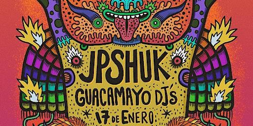 Guacamayo Tropical: Gran fiesta de Cumbia con JP Shuk