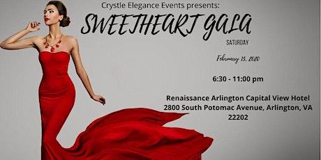 Sweetheart Gala tickets