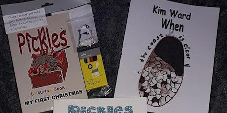 Free Storytelling by Kim Ward at artFix Woolwich tickets
