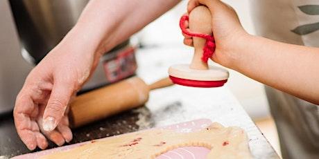 Wednesday Workshop - cheese twists (kids) tickets